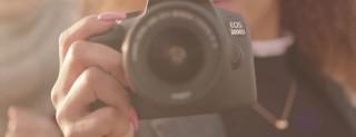 Canon EOS 2000D, una reflex entry level