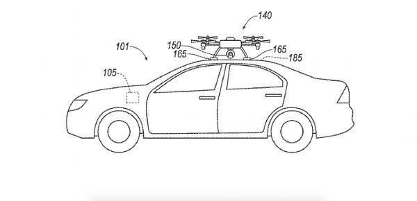 Ford, i droni soccorreranno le auto guaste