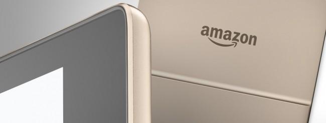 Amazon Kindle Oasis Gold