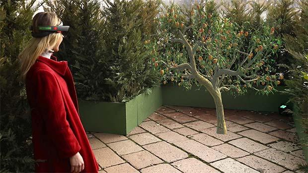 LabyrinTEA: nel cuore di Milano un labirinto di 200 metri quadrati in cui avventurarsi accompagnati dalla mixed reality del visore HoloLens, alla scoperta di ciò che rende particolare le fuzioni del nuovo tè freddo FUZETEA