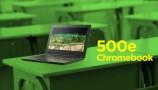Lenovo 500e Chromebook: convertibile con Chrome OS