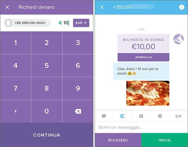 Circle Pay: come richiedere denaro tramite un semplice messaggio di chat