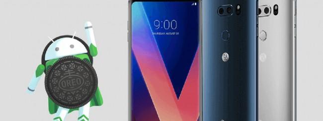 LG V30, disponibile l'aggiornamento ThinQ