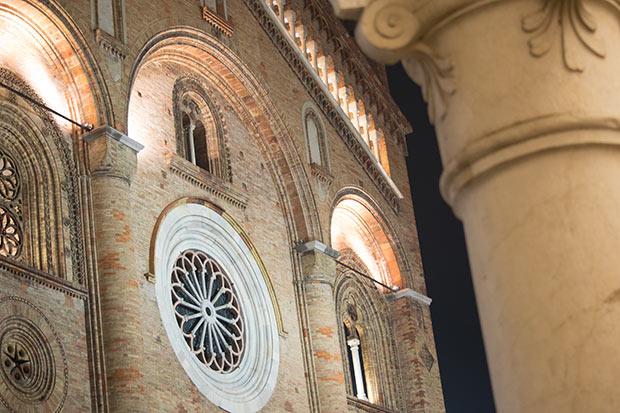 Il Duomo di Crema fotografato con una Nikon D5300 e cavalletto