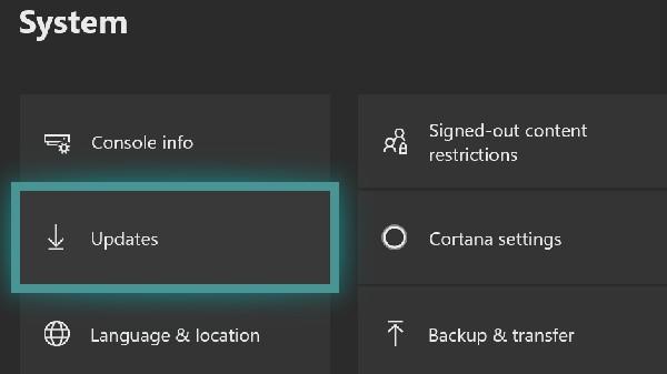 Microsoft, nuovo aggiornamento 1805 per Xbox One