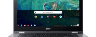 Acer Chromebook Spin 15, le immagini