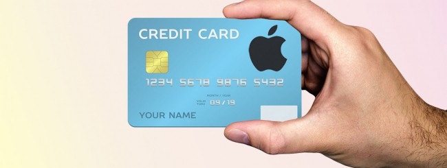 Carta di credito Apple