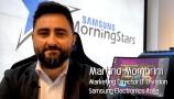 Intervista: Martino Mombrini e Samsung Morning Stars