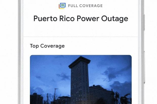 Google News: Full Coverage