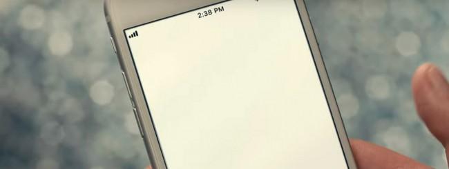 iPhone 6, spot Samsung