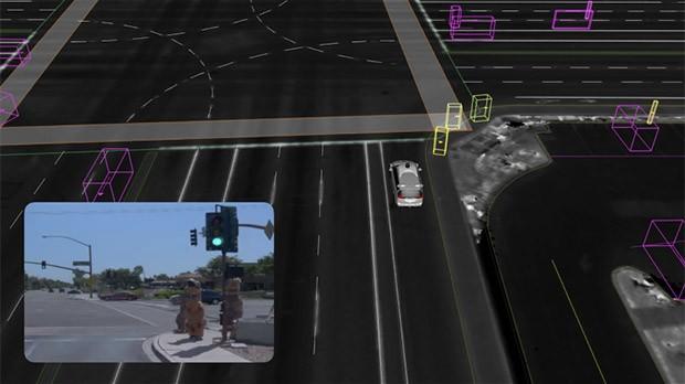 Come le self-driving car di Waymo interpretano la strada e riconoscono i suoi occupanti