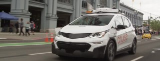 Cruise, le self-driving car di General Motors
