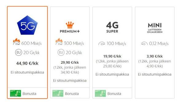 Il 5G debutta in Europa con Elisa