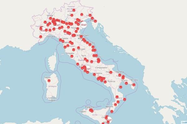 Iliad store: l'elenco dei negozi in Italia