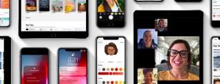 iOS 12, le foto