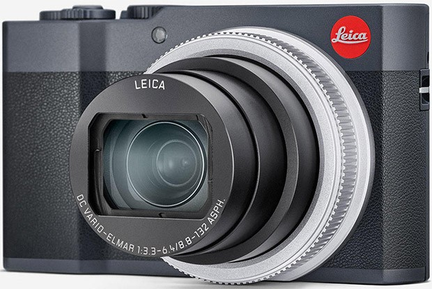 La fotocamera compatta Leica C-Lux nella colorazione Midnight Blue
