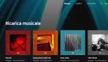 YouTube Music, le immagini del servizio