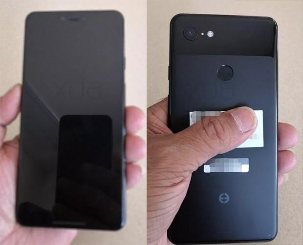 Presunte foto del Pixel 3 XL di Google che farà il suo debutto ufficiale nel corso dei prossimi mesi