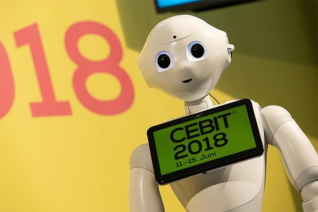 Anche la robotica fra i temi trattati al CEBIT 2019