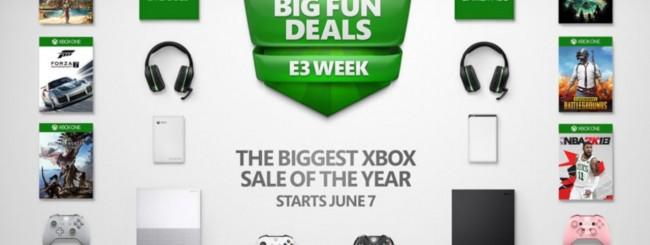 Microsoft, tanti sconti in vista di E3