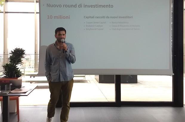 Alberto Dalmasso, co-founder e CEO di Satispay