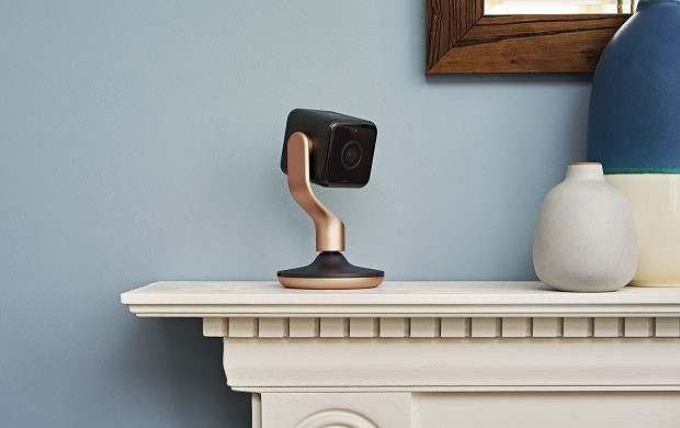 La videocamera Hive View