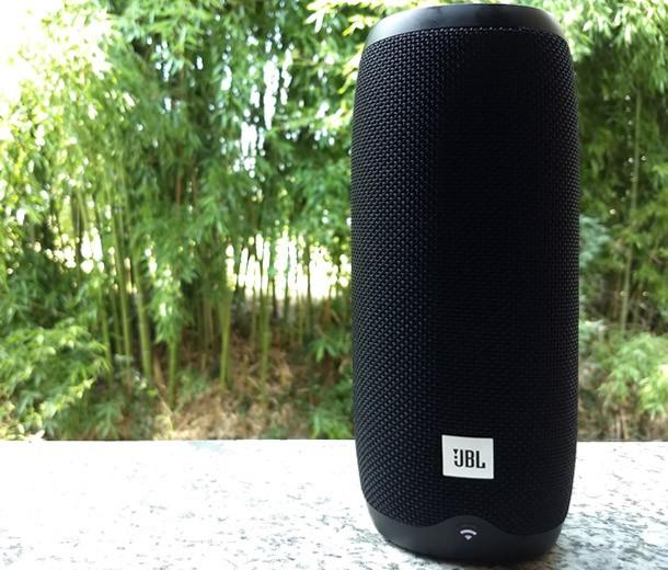 Lo smart speaker JBL Link 20