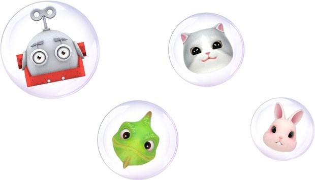 Le Qmoji di Huawei P Smart+, avatar in tre dimensioni che riproducono le espressioni dell'utente