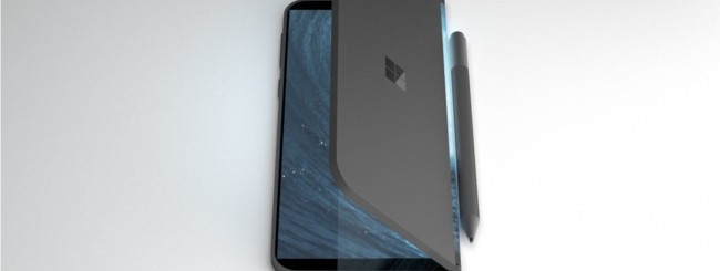 Surface Andromeda concept