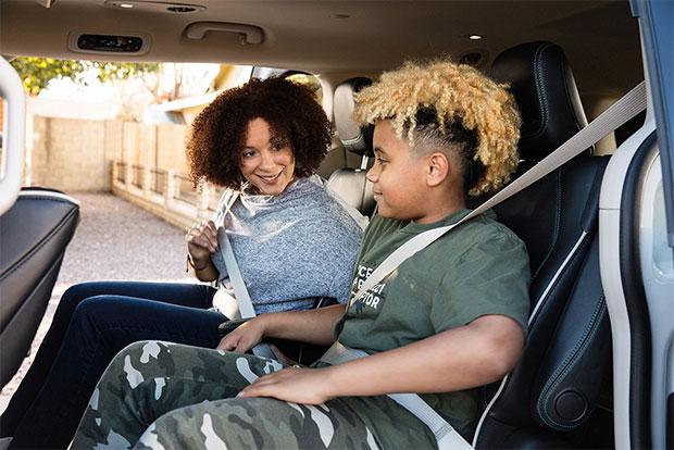 I passeggeri delle self-driving car della flotta Waymo