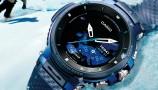 Casio WSD-F30, immagini dello smartwatch
