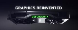 NVIDIA GeForce RTX reinventa la grafica
