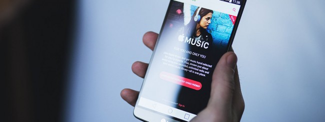Apple Music su Android