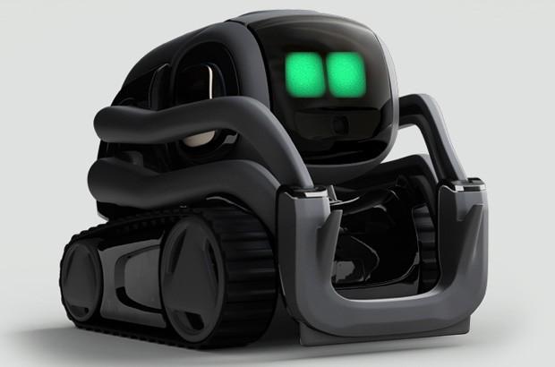 Vector, il piccolo robot multifunzionale e autonomo di Anki, proposto con una campagna di crowdfunding sulla piattaforma Kickstarter