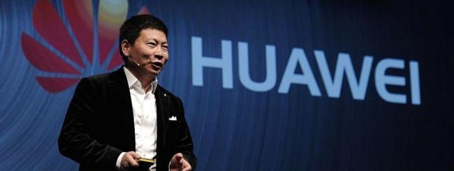 Richard Yu Huawei