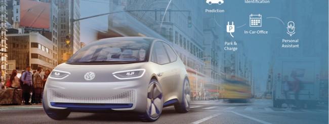 Microsoft e Volkswagen per le connected car