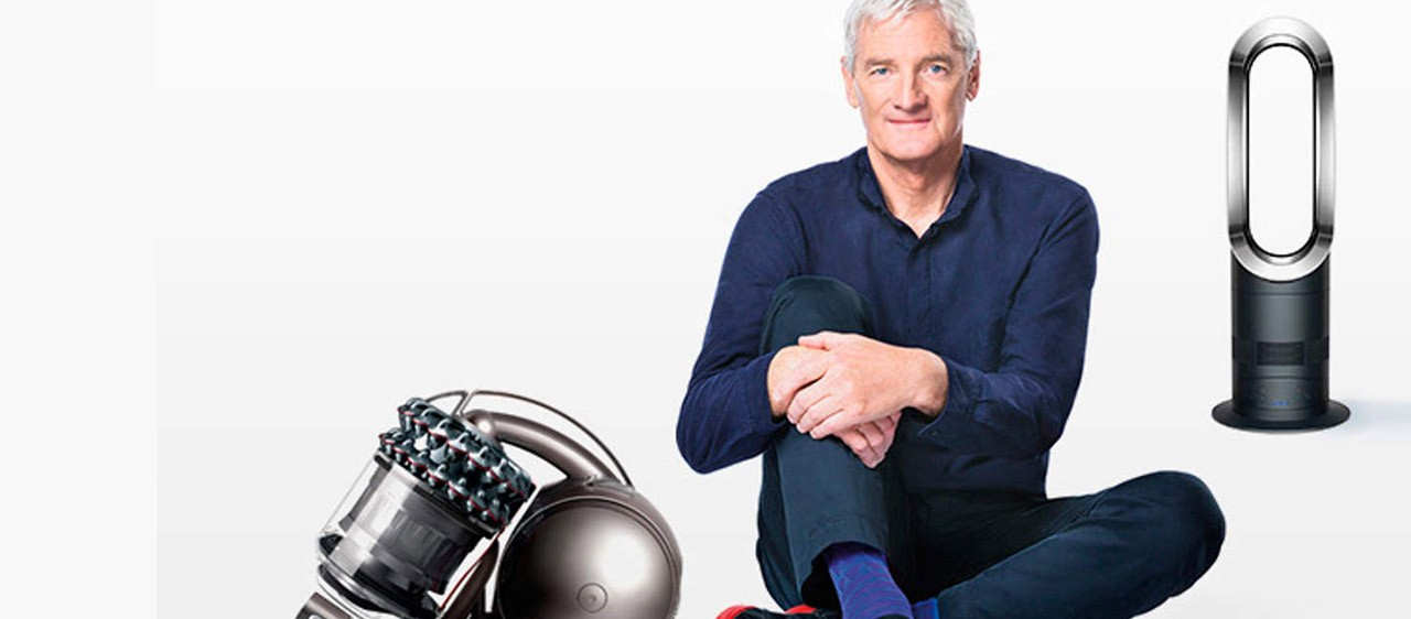 when product is king mr james dyson