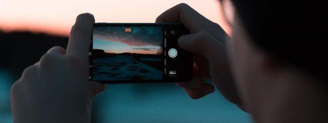 Fotocamera di iOS