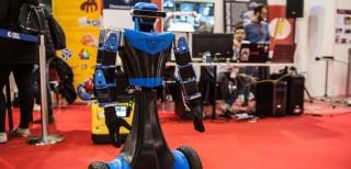 Maker Faire Rome 2018, l'area Robotics