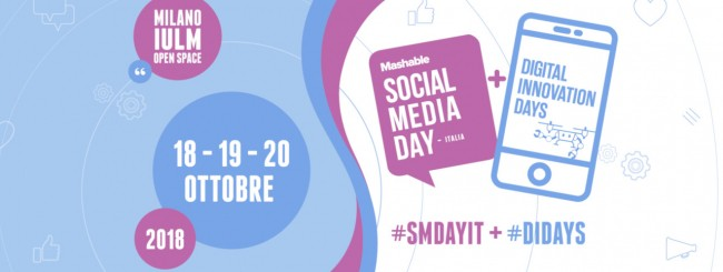 Mashable Italia 2018, vetrina per i progetti