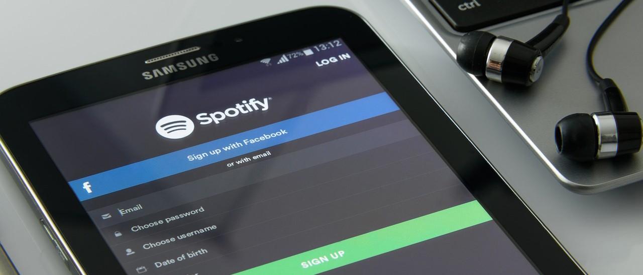 Spotify rimuove il limite dei 10mila brani - Webnews