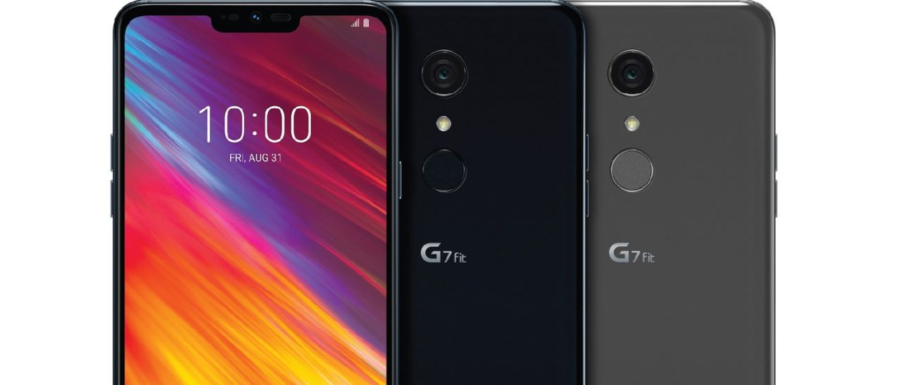 LG G7 Fit, disponibile Android 9 Pie