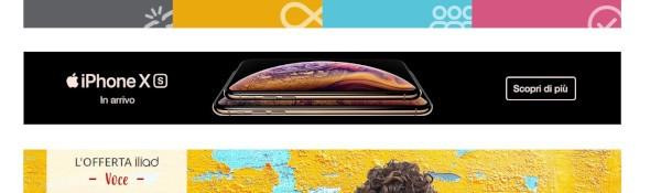 Iliad, in arrivo gli iPhone