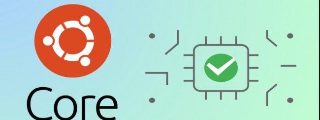 Ubuntu Core 18 iot