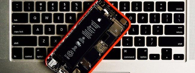Batterie Apple