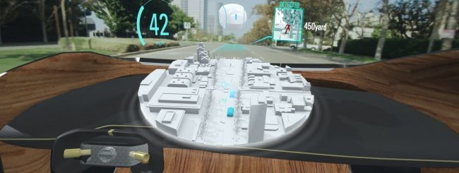 CES 2019, Invisible-to-Visible di Nissan