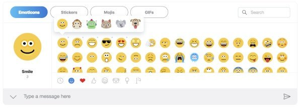 Skype, in arrivo le emoticons personalizzate