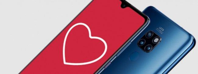 Huawei San Valentino