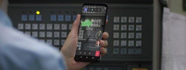 Microsoft porta l'app HoloLens su Android
