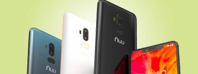 NUU Mobile G4